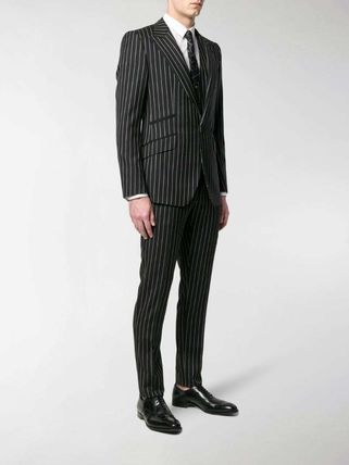 Dolce & Gabbana スーツ 関税込◆pinstriped three-piece suit(2)