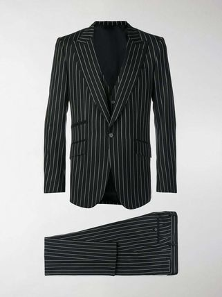 Dolce & Gabbana スーツ 関税込◆pinstriped three-piece suit(5)