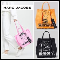 MARC JACOBS★ Peanuts X Marc Jacobs The Tag Tote トート