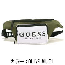Guess(ゲス) バッグ・カバンその他 【即発】GUESS ユニセックスボディバッグ【国内発】