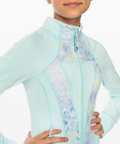 【 Perfect Your Practice Jacket 】★ Aquamarine/MCM