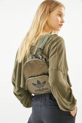 adidas バックパック・リュック セール!【Urban Outfitters】adidas Santiago Mini Backpack(6)