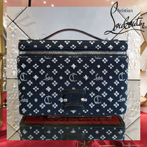 Christian Louboutin Kypipouch バニティポーチ ブラック