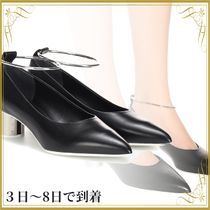 関税込◆Leather pumps