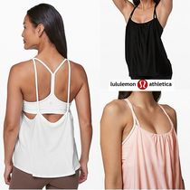 lululemon☆SALE!Flow Y 2-in-1 Tank ブラ付きタンク♪