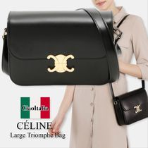 Celine large triomphe bag