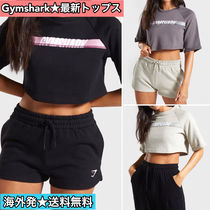 最新★GymShark DASH BOXY CROP TOP★