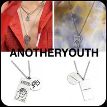 [ ANOTHERYOUTH ] ★韓国大人気★ 2 Pendant Necklace