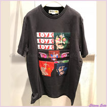 【NEW】Stella McCartney_man/雑誌掲載/The Beatles Tシャツ/黒