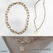 ◆NEW◆young frankk◆ALEX BEADED COLLAR ネックレス 2点セット