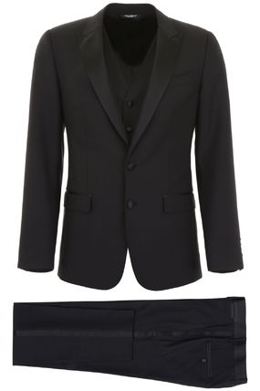 Dolce & Gabbana スーツ 関税込◆MARTINI THREE-PIECE SUIT(5)