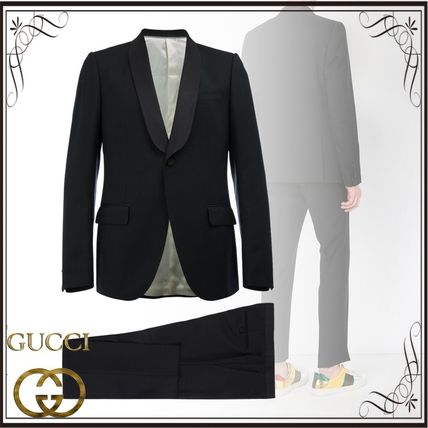 GUCCI スーツ 関税込◆formal suit