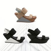 【United Nude】2019SS Delta Wedge Sandal/ウェッジサンダル