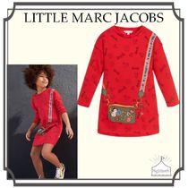 Little Marc Jacobs☆Miss Marc Red Jersey ワンピース2-10Y