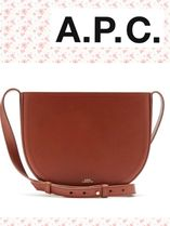 (^O^)A.P.C(^O^)Juliette ハーフムーン クロスボディバッグ