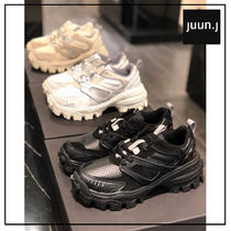 19AW★即完売人気!!『Juun.J』 Rubber Sole Sneakers 全3色★