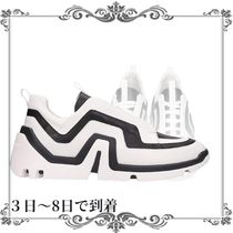 Pierre Hardy(ピエールアルディー) スニーカー 関税込◆Pierre Hardy White And Black Leather Vibe Sneakers