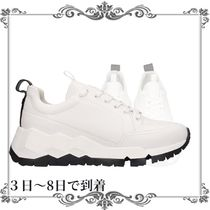 Pierre Hardy(ピエールアルディー) スニーカー 関税込◆Pierre Hardy White Leather Street Life Sneakers