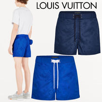 LOUIS VUITTON*19AW*3Dポケット モノグラム ボードショーツ 水着