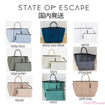 State of Escape(ステイトオブエスケープ) マザーズバッグ 国内発送/State of Escape/*新色*プチエスケープ2Wayトート