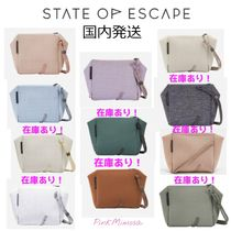 State of Escape(ステイトオブエスケープ) マザーズバッグ 国内発送/State of Escape/*新色* フェスティバルショルダー