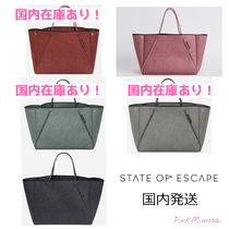 State of Escape(ステイトオブエスケープ) マザーズバッグ 国内発送/State of Escape/*新色* GUISEウォッシュドトート