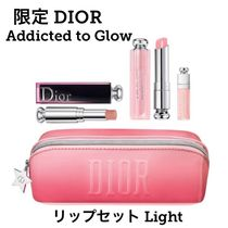 限定☆DIOR☆Addicted to Glow☆リップセット☆Light