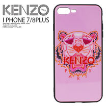即納*日本未*KENZO IPHONE 7/8 PLUS TIGER CASE*F85COKI8PNYV-33