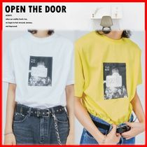 人気☆【OPEN THE DOOR】☆ACIDITY - 2208 ACIDITY 1/2 T☆2色☆