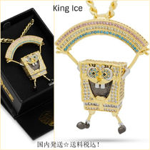 【SpongeBob x King Ice】The Imagination Necklace ネックレス
