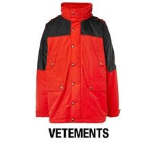 【VETEMENTS】Incognito Padded パーカー
