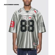 [ALEXANDER WANG] HighShine Footballジャージ 関税送料込