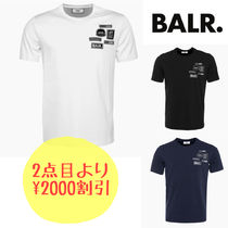 Black Label - BALR. Badge T-Shirt Tシャツ
