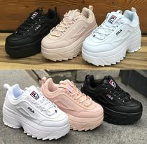FILA ★ DISRUPTOR 2 WEDGE ★ 厚底 ★ 3色 ★ 22~25cm