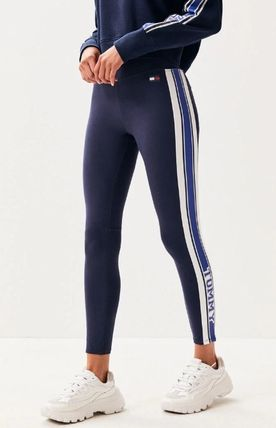Tommy Hilfiger ボトムスその他 NEW!! 19SS!【Tommy Hilfiger】Logo Stripe Leggings(2)