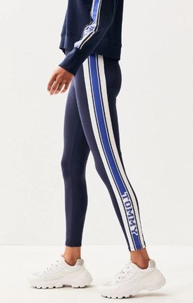 Tommy Hilfiger ボトムスその他 NEW!! 19SS!【Tommy Hilfiger】Logo Stripe Leggings(3)