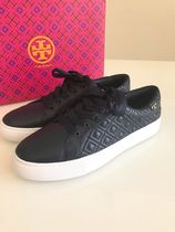SALE!!【TORY BURCH】MARION レースアップスニーカー♪レザー♪