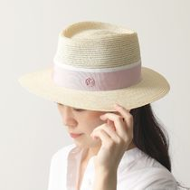 Maison Michel  1003038003 ANDRE HAT ストローハット 帽子
