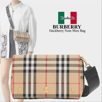 BURBERRY Hackberry Note Mini Bag