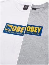 【関税送料込み】Obey International Icon 2 T-Shirt