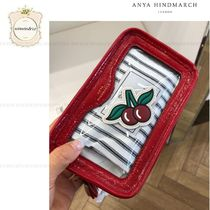 SALE★Anya Hindmarch★人気クリアポーチ★国内発送★関税込