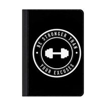 ★Casetify★iPadケース#Be stronger than your excuses