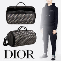 ☆Dior☆DIOR OBLIQUE☆SAFARI☆トラベルバッグ☆