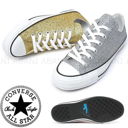 国内発送☆CONVERSE★ALL STAR 100 GLITTER OX グリッター