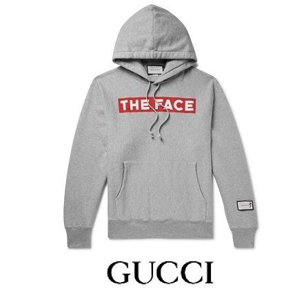 【GUCCI】The Face パーカー