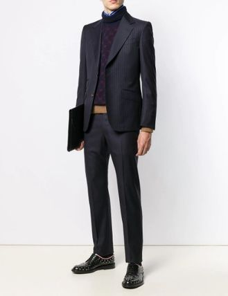 GUCCI スーツ グッチ 19AW Two piece pinstripe suit スーツ(3)