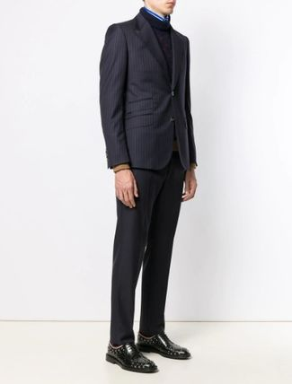GUCCI スーツ グッチ 19AW Two piece pinstripe suit スーツ(4)