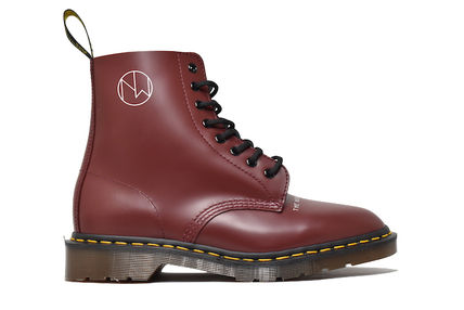 UNDER COVER DR MARTENS 8HOLE BOOTS アンダーカバー