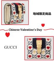 (地域限定商品)【GUCCI】 Exclusive Sylvie wallet