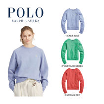 【POLO RALPH LAUREN】Fleece Pullover